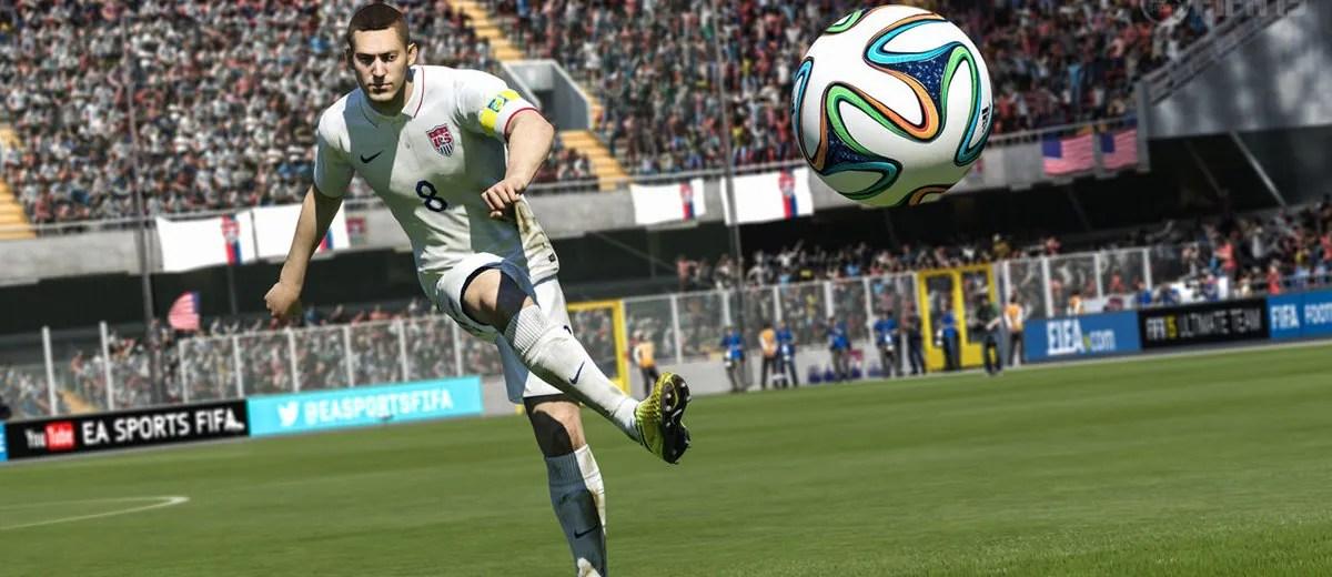 FIFA 15 Demo kommt am 9. September!