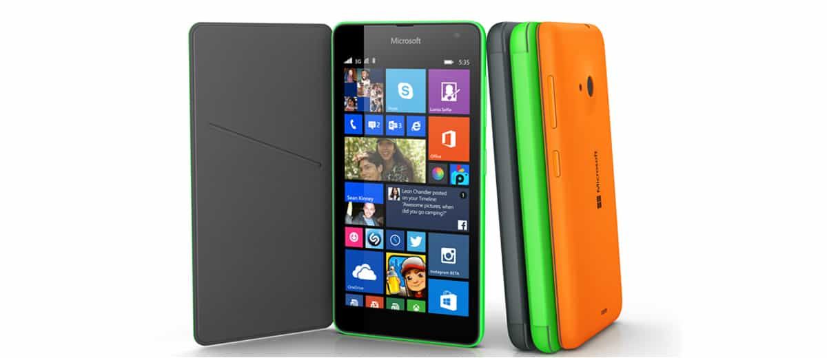 Nokia Lumia 535: Hands-On