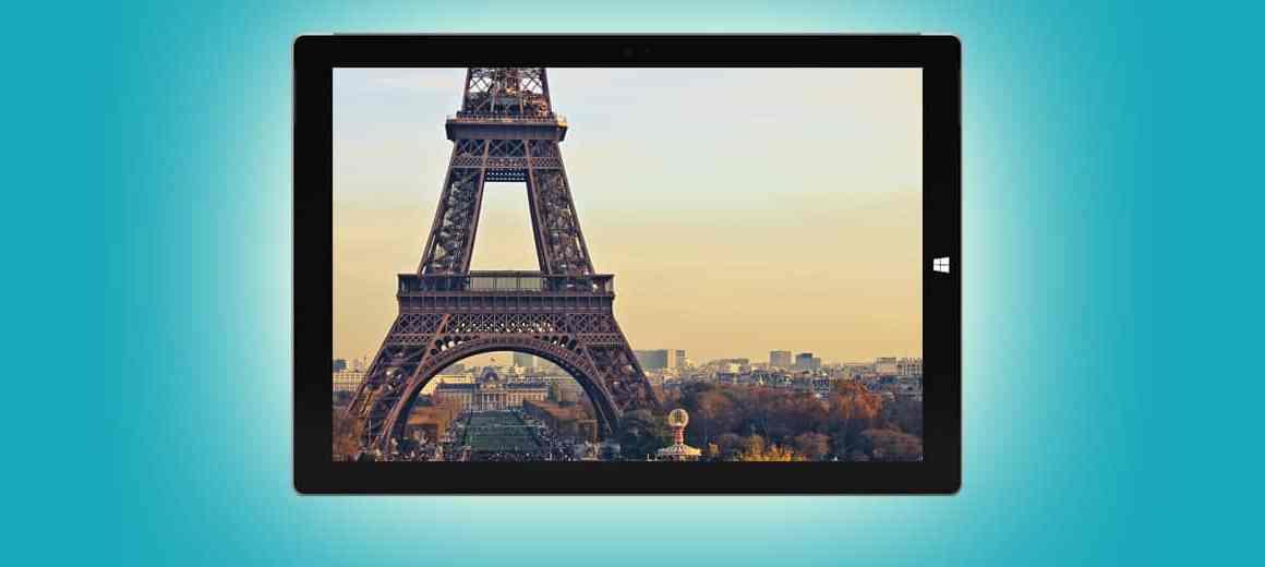 Die schönsten Hintergrundbilder für dein Surface Pro 3