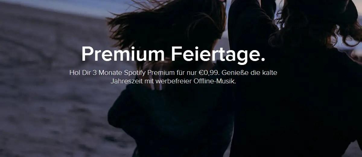 Spotify Premium Gewinnen
