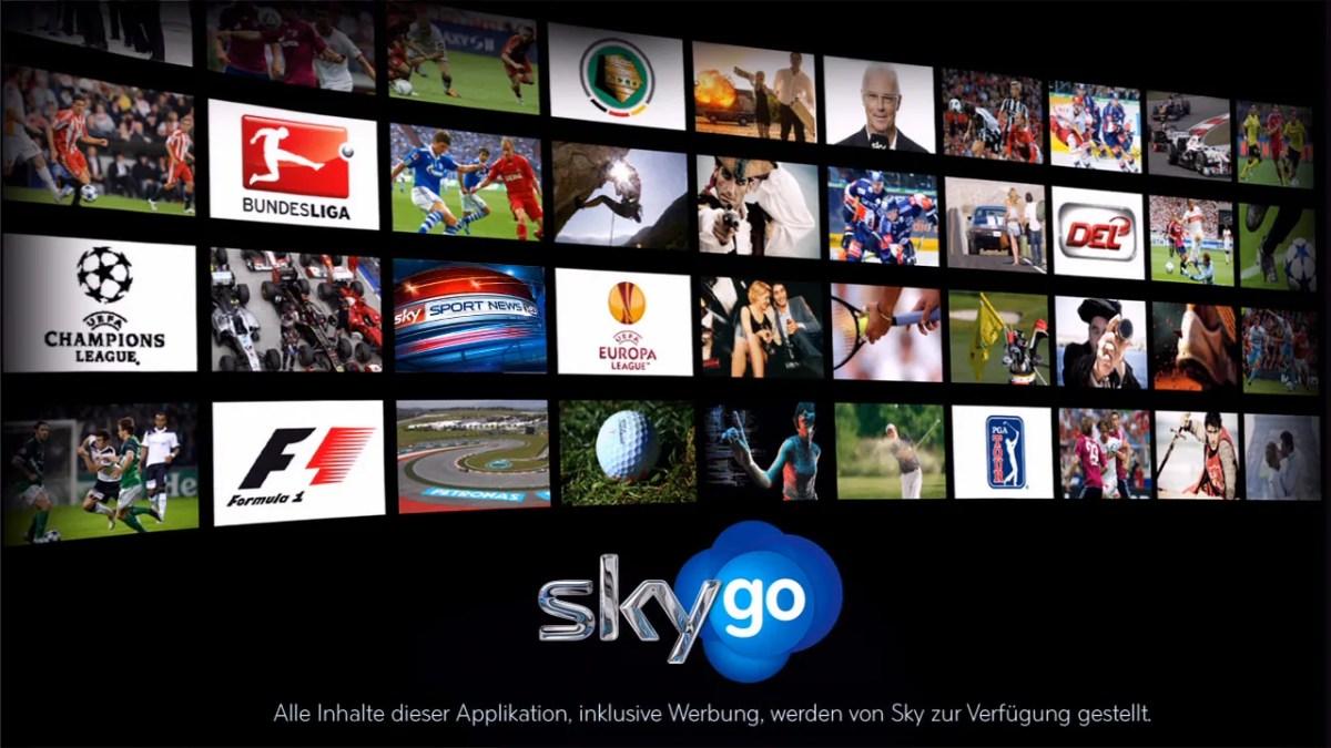 Sky Go jetzt auch für UPC Kunden