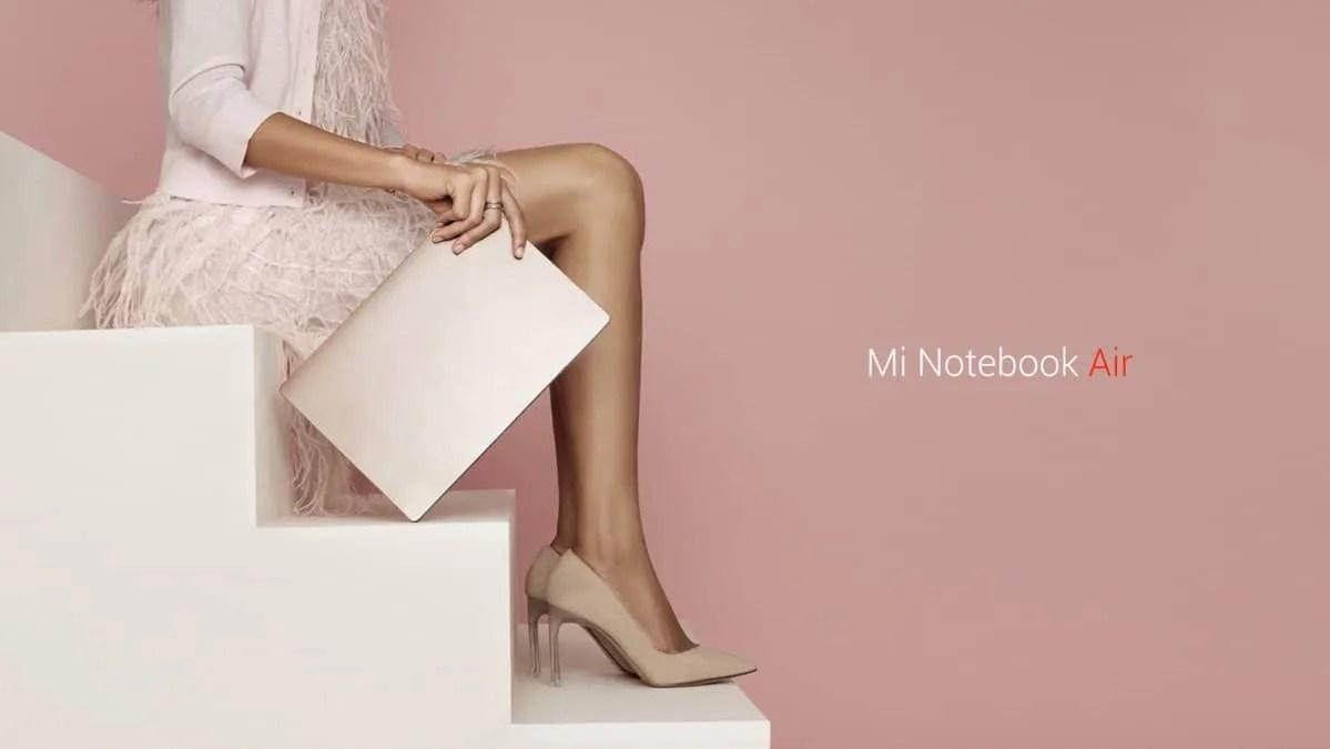Xiaomi stellt Mi Notebook Air vor