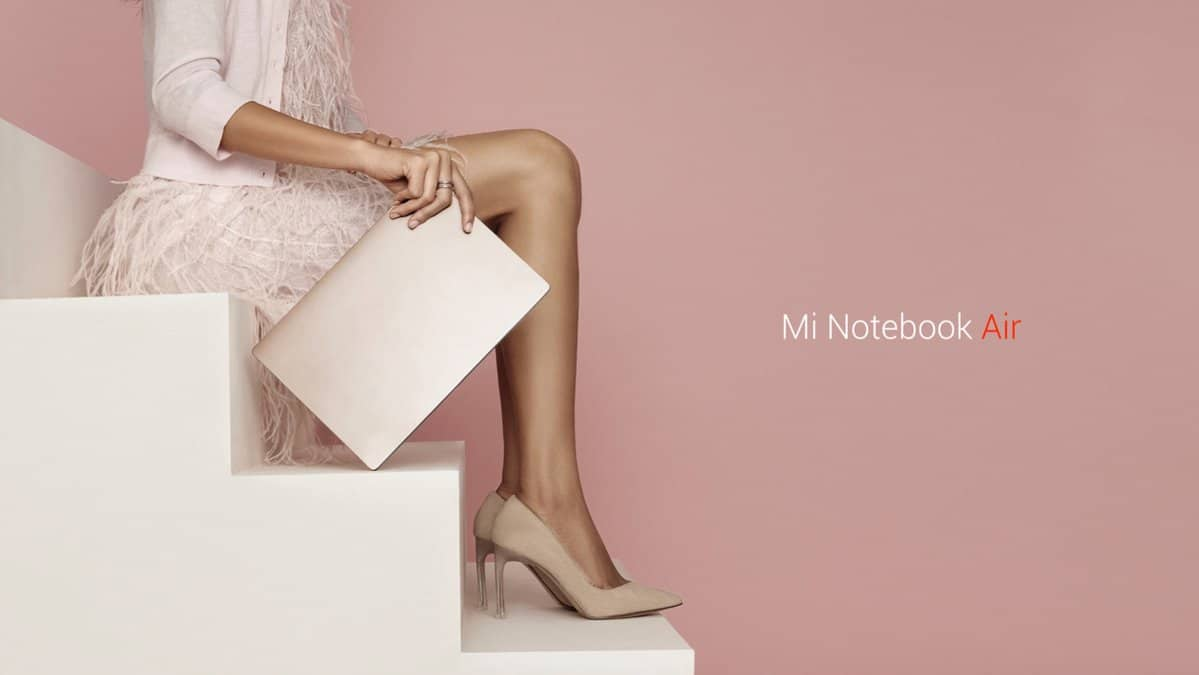 Xiaomi stellt Mi Notebook Air vor