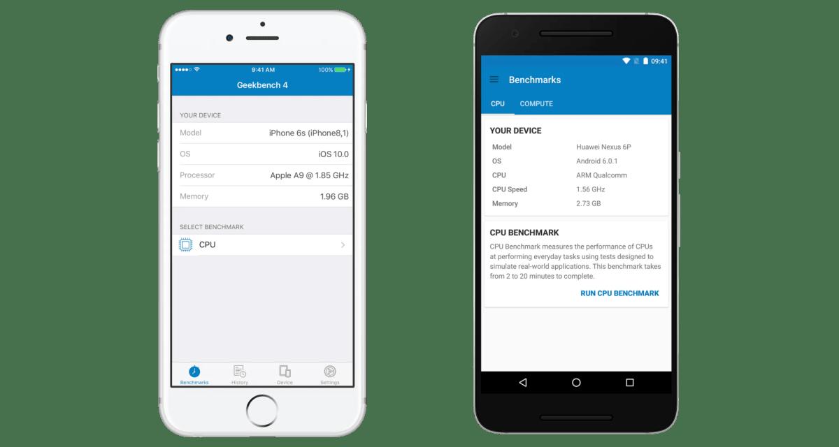 Geekbench-Smartphone