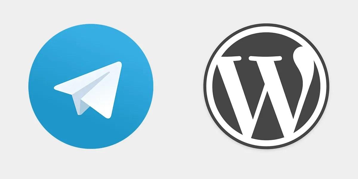 HowTo: Telegram Messenger mit WordPress verbinden