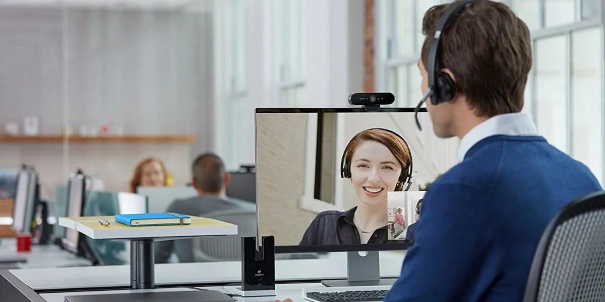 Logitech stellt 4K Webcam mit Windows Hello Support vor