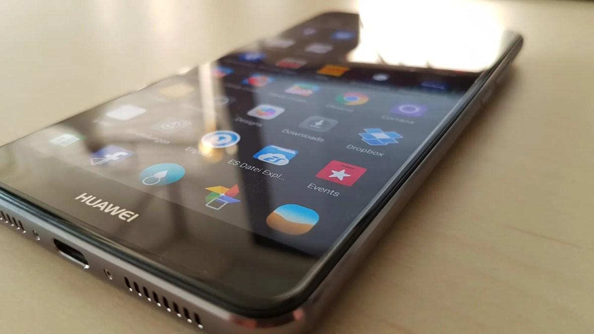 Huawei Mate 9: Firmware Update B156 wird ausgerollt
