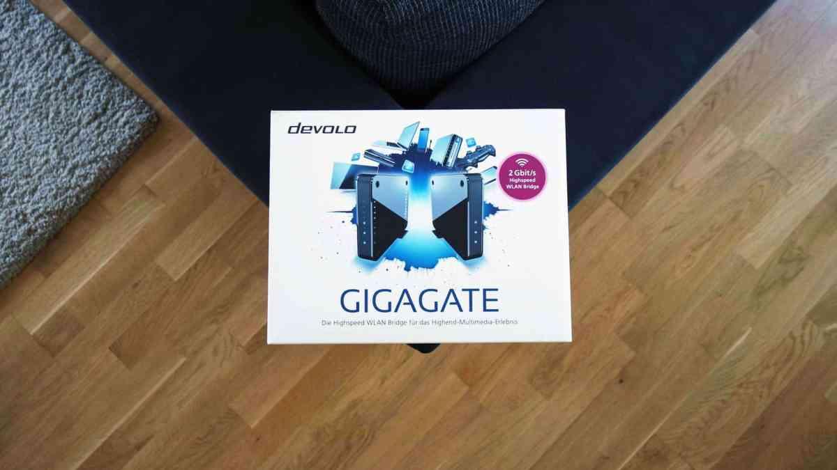 Review: Devolo GigaGate