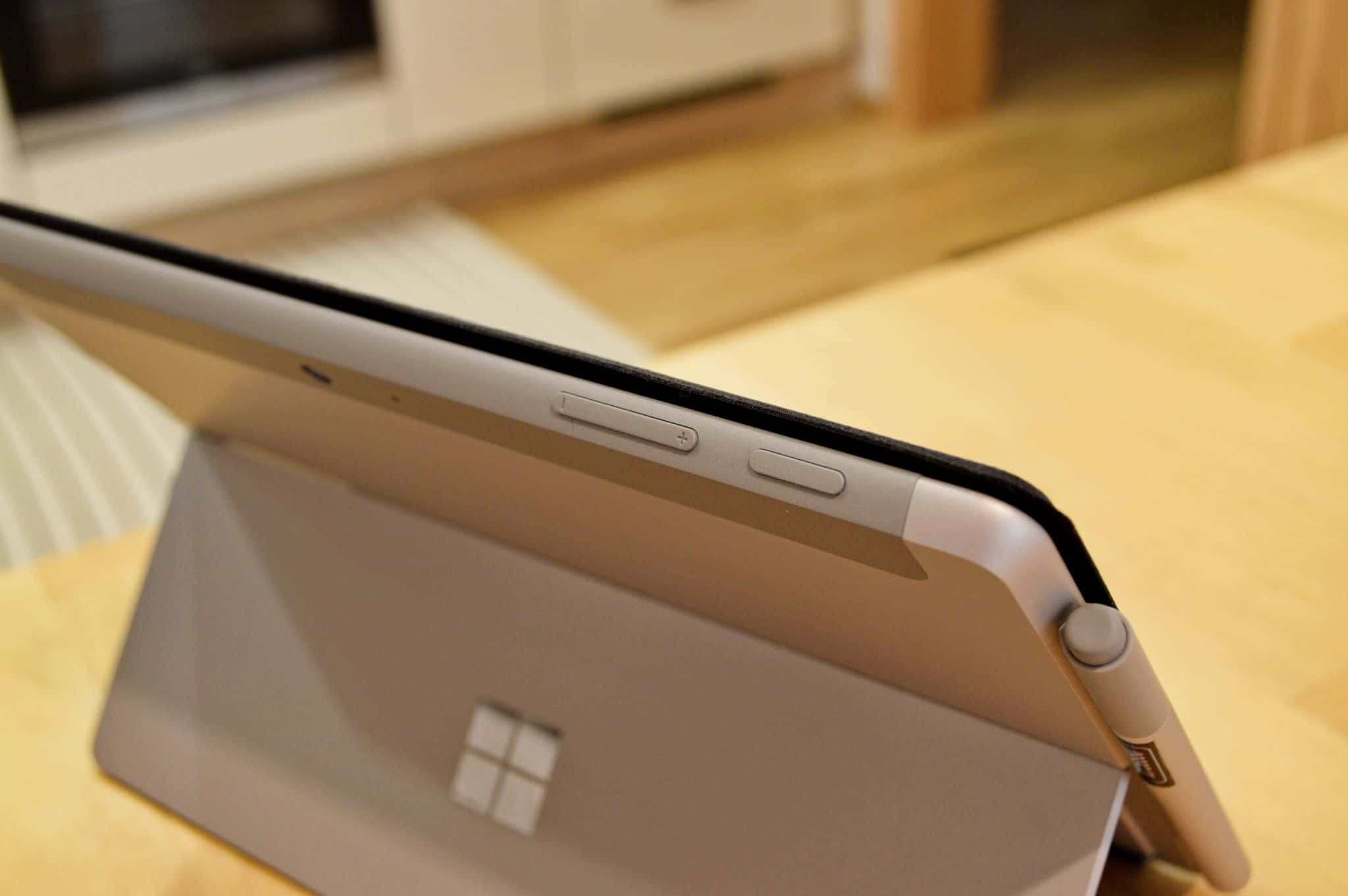 Review: Microsoft Surface Go (2018) – Hier bloggt Marijan