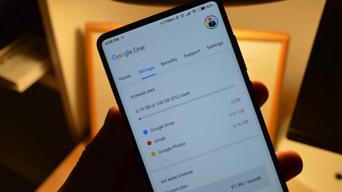 Google One in Österreich gestartet!