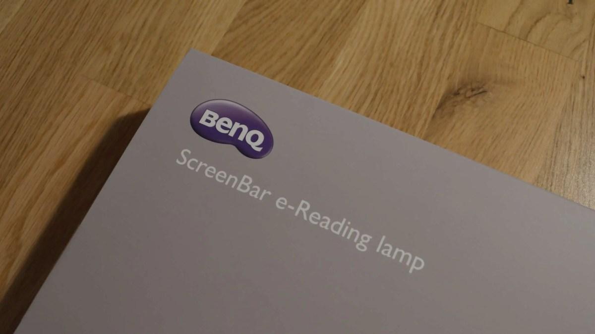 Review: BenQ ScreenBar