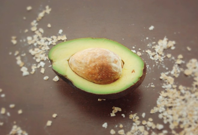 Avocado, Aloe & Oatmeal Face Mask