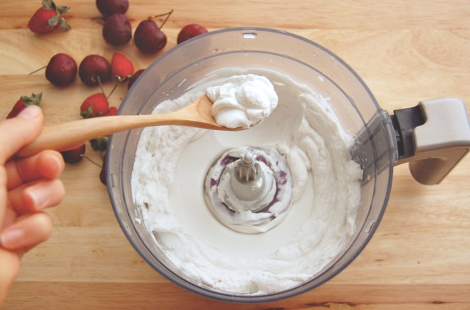Coconut Milk Whipped Cream