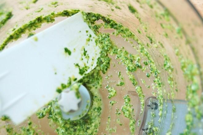 Kale Macadamia Pesto