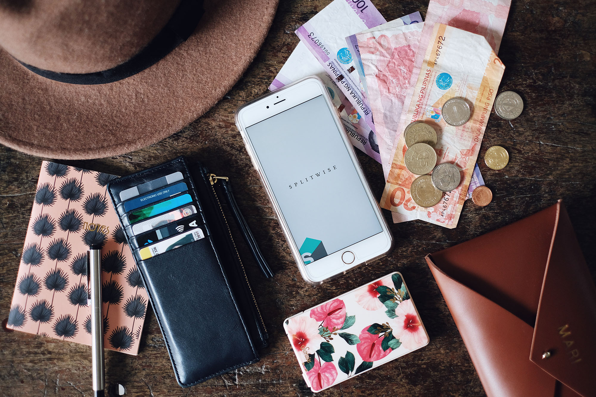 Apps I use when I travel