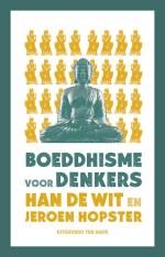 Kaft De Wit en Hopster, Boeddhisme voor denkers
