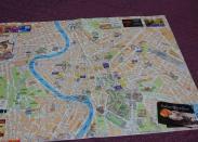 kaart rome