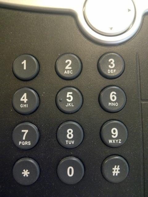 telefoontoetsen