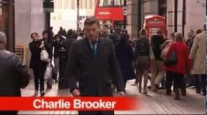 Charlie Brooker How to report the News