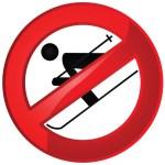 Don't ski in marijuana states.
