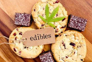 Five of the Easiest Edibles you can try at Home