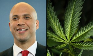 Georgia Senate Races Will Decide 'Whether Weed Gets Legalized,' Cory Booker Says