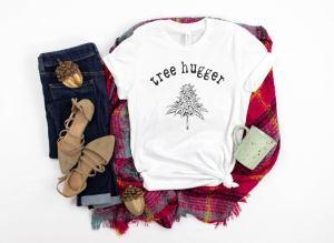 Tree Hugger Cannabis shirt