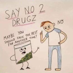 Say No 2 Drugz