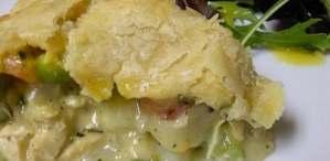"""Chicken & """"Pot"""" Pie Recipe"""