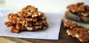 How To Make Peanut & Hemp Chikki Squares