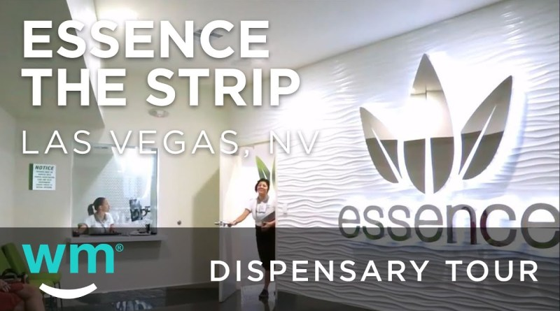 Essence The Strip - Las Vegas, NV Dispensary Tour