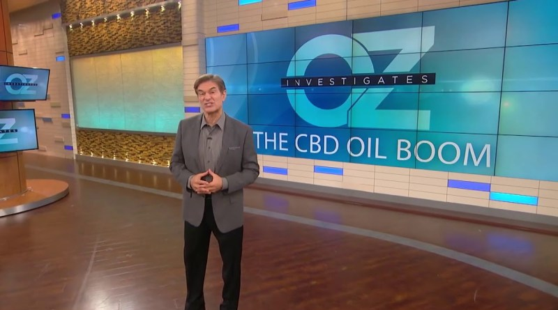 CBD Oil Craze in the Media