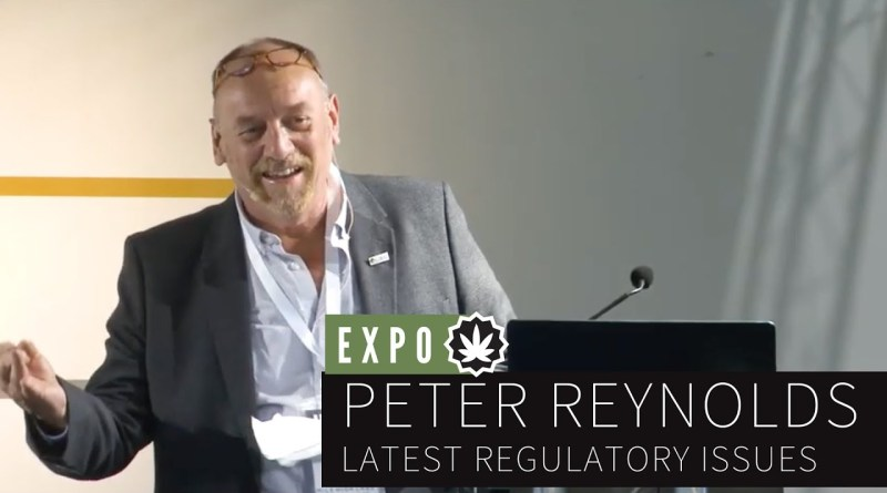 Peter Reynolds – Cannapro -discusses Novel foods & latest regulatory issues for cannabis in the UK