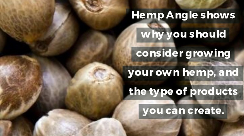 Harvest Hemp & Produce Your Own Hemp Products With This New Site