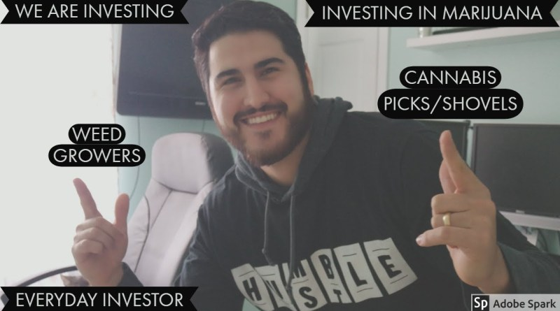 Investing in Weed or Cannabis Companies | We are Investing