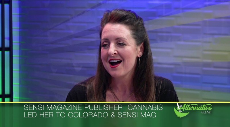 Cannabis as a Career -SENSI MAG  PART 2 (The Alternative Blend)