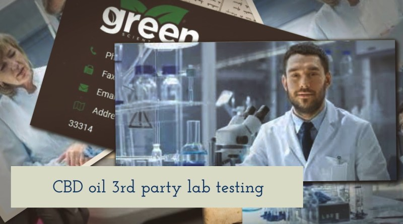 100 satisfaction of getting pure CBD oil with lab testing suitable for consumption