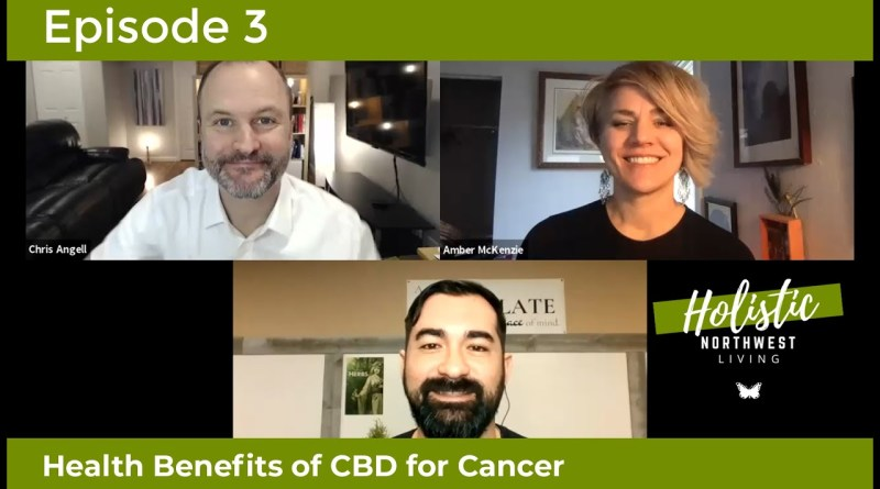 Ep3: Health Benefits of CBD for Cancer with Michael Pickens of North Spokane Hemp Co.