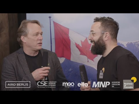 Meet the Industry at MJBizCon 2019 with Bruce Linton, Executive Chairman from Vireo Health