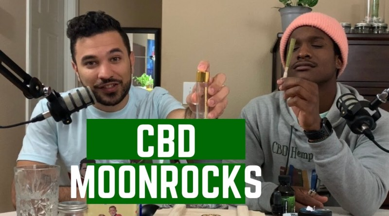 Moonrock Pre-Rolls Review by Mile High Cure: CBD Flower Review