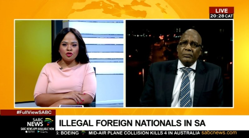 DISCUSSION | Verification process of foreign nationals living Cape Town CBD