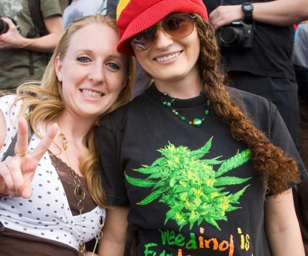 Marijuana shirt