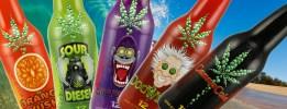 Marijuana liqueurs or Green Dragon