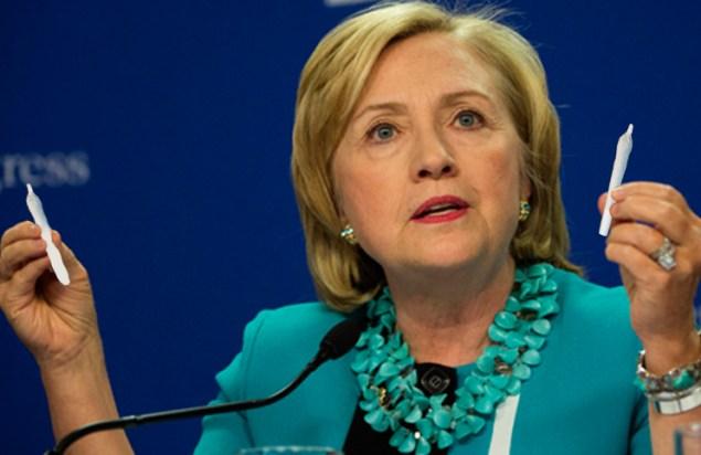 Hillary Clinton Stance Marijuana Reform