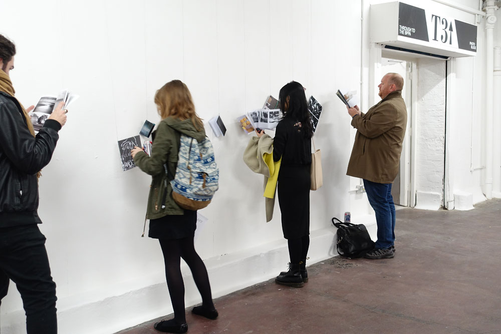 Exposition «Zines of the World», London