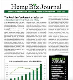 Hemp Biz Journal cover