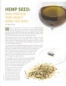 Hemp Seed in Edible Vancouver