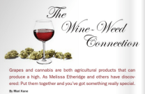 weed wine connection