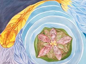2003: Goldfish copyright Marika Reinke
