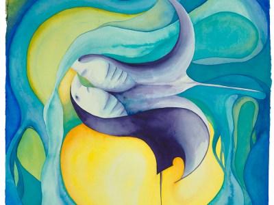 Mantas: A Love Story (c) Marika Reinke 2015